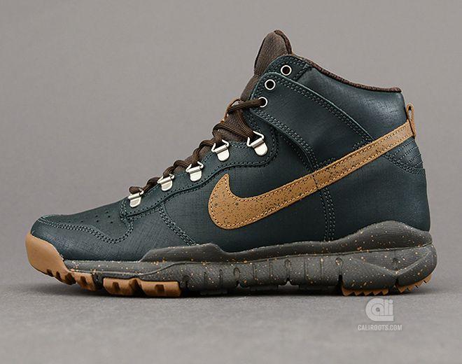 the latest 127c7 24ea0 Nike SB Poler Dunk High OMS (536182 322) - Caliroots.com
