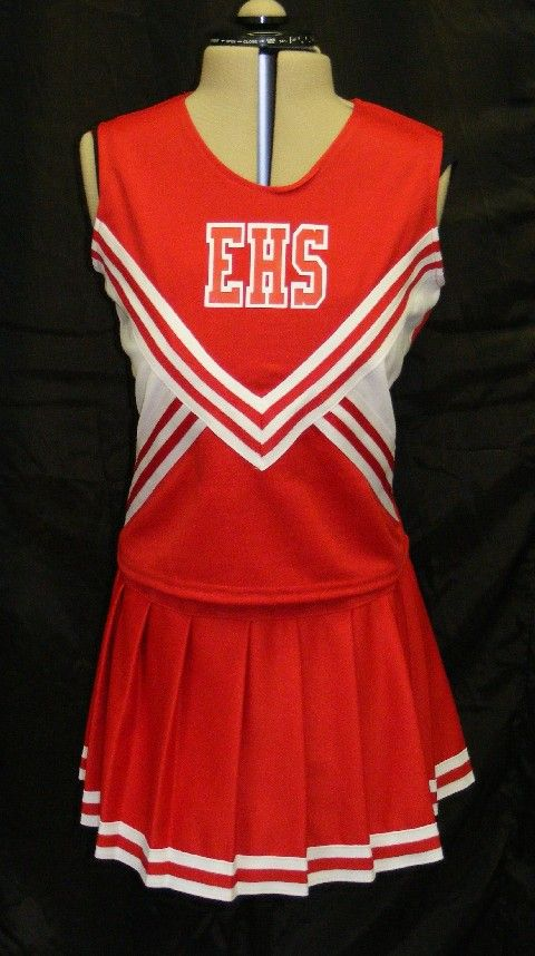 2b8ae23ce High School Musical Cheerleader Costume Rentals