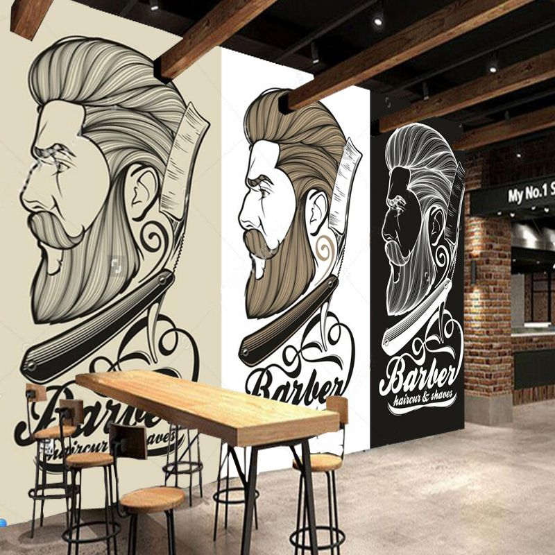 Image Result For Barber Logos In 2019 Barber Shop Decor