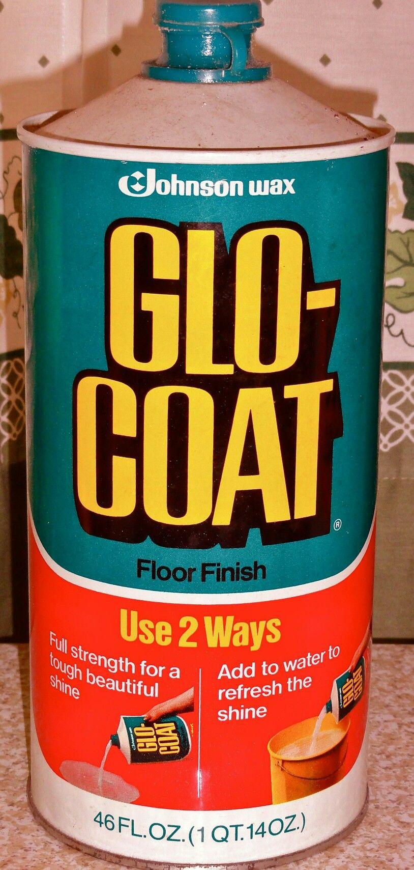 Johnson S Glo Coat Floor Finish Vintage Laundry Monessen