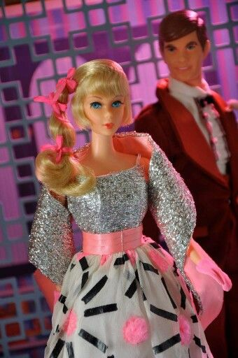 Prom Night 1969 from the collection of Barry Sturgill. | Barbie ...