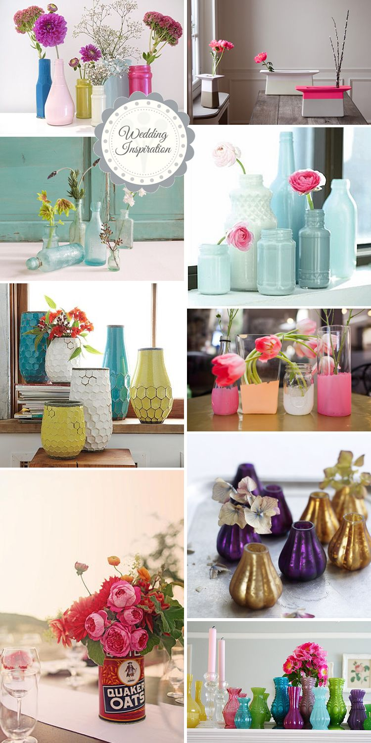 Diy Wedding Centerpieces Colorful Wedding Centerpieces Wedding