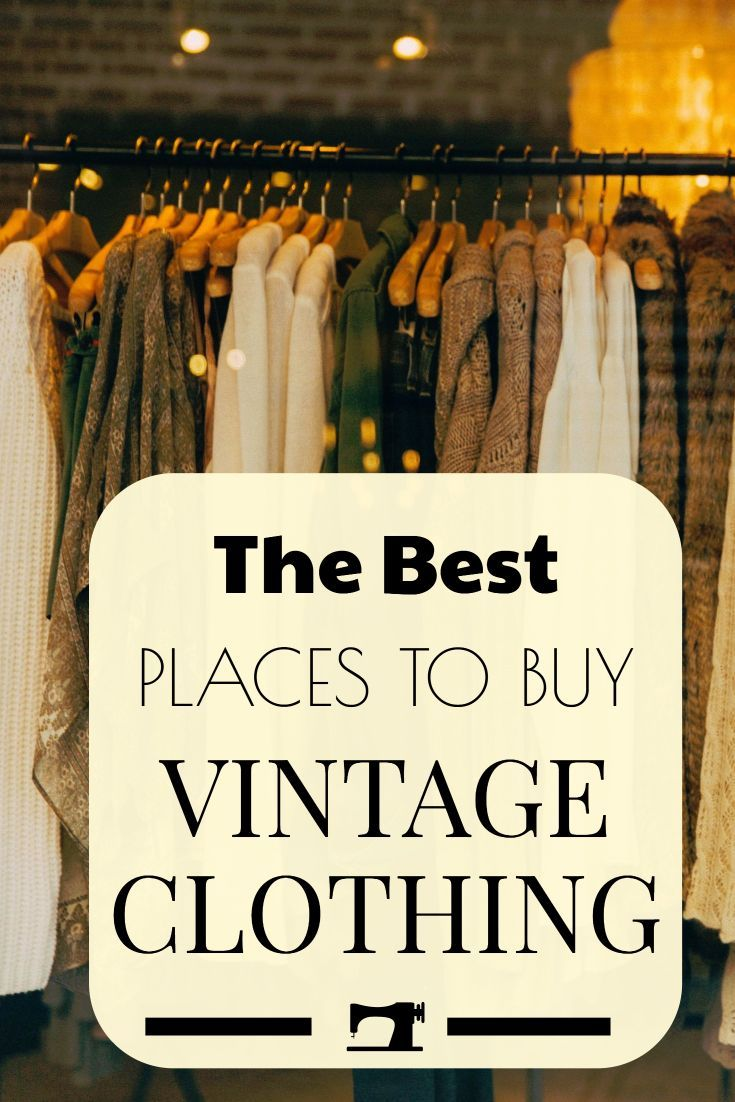 5 Things to Consider When Purchasing Vintage Clothing and Accessories is part of Vintage Clothes Shop - If you've ever seen out the show Resale Royalty on the Style Network, then you know firsthand that vintage clothing and accessories can be worth a lot of money  However, there are other reasons why making this kind of style preference can work in your favor  For one thing, vintage things tend to be oneofakind finds,