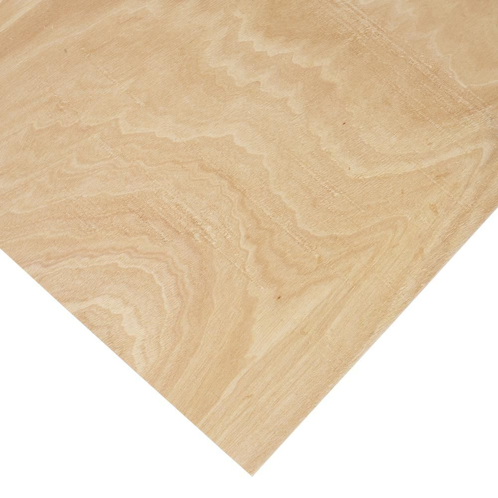 Columbia Forest Products 1 8 In X 4 Ft X 4 Ft Purebond Radius Bending Plywood Project Panel 4162 The Home Depot Plywood Projects Bending Plywood Project Panels