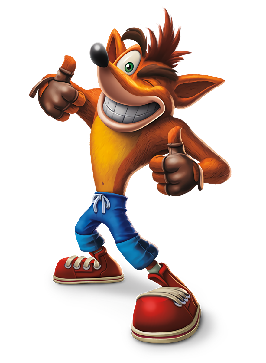 Motwera on | Games | Crash bandicoot characters, Crash