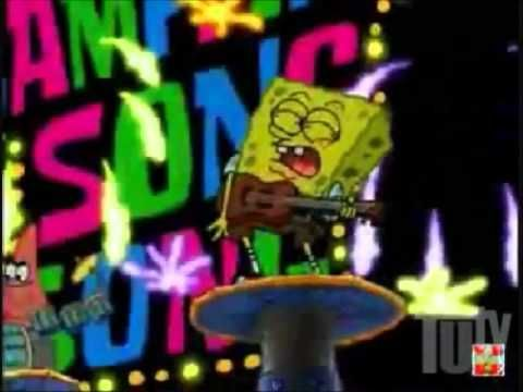 """Bob Esponja Cantando """"Valeu Amigo""""!"""
