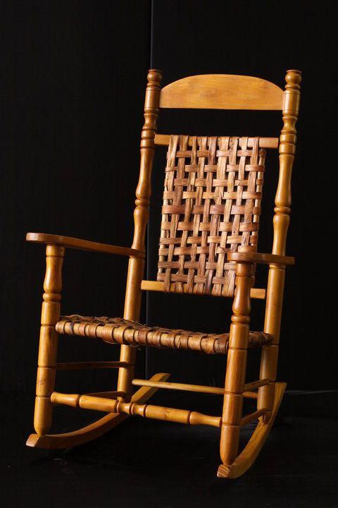 Greg Harkins Plantation rocker  Custom Made Furniture
