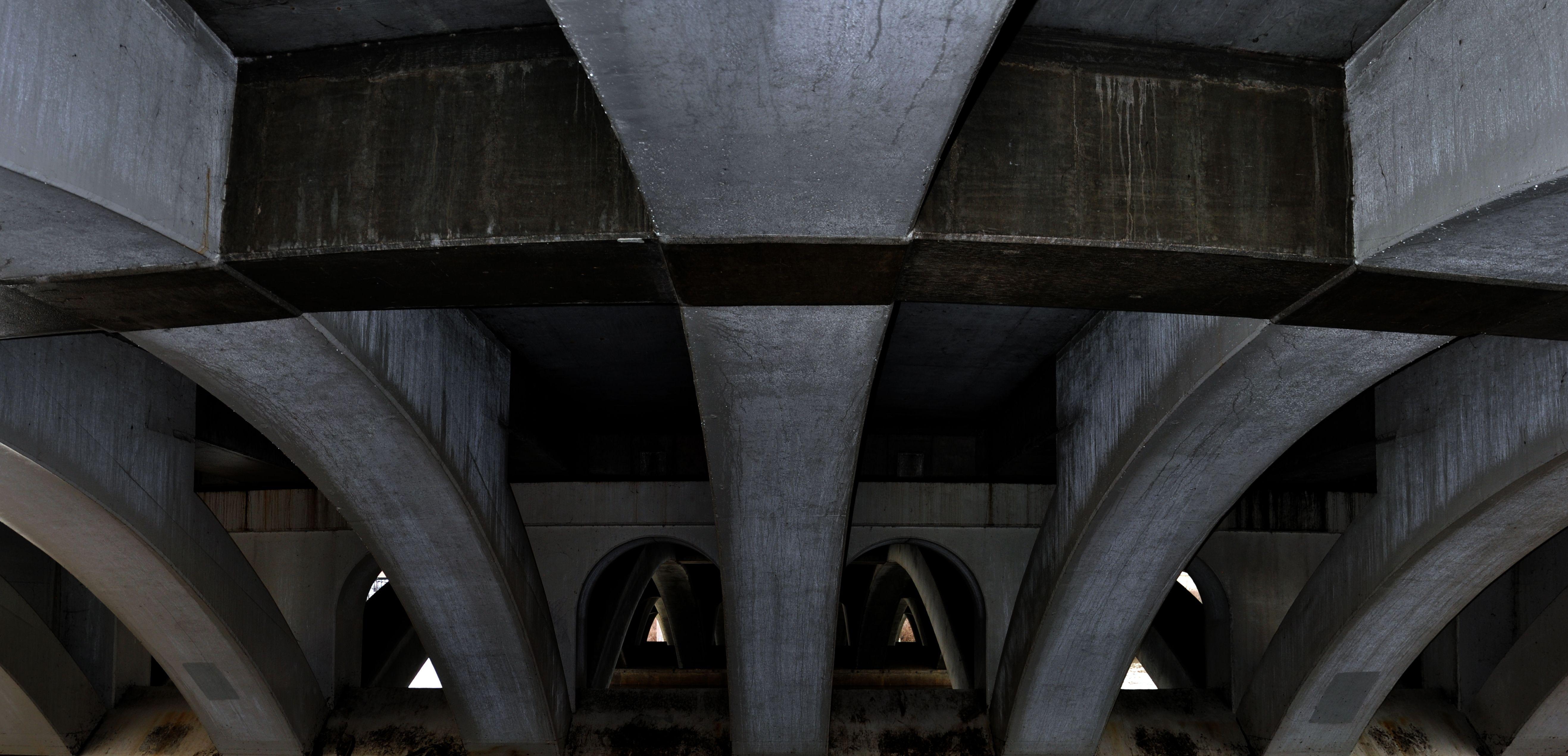 Olentangy River Bridge, Columbus Ohio  aheadphotography.zenfolio.com