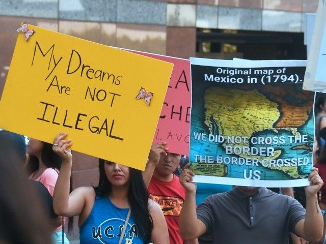 Media Pushes Skewed Daca Polls Hides Public S Priorities The Dreamers Daca Immigration Policy
