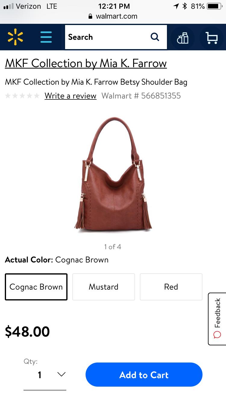 At Walmart online. Brown mustard, Walmart online, Bags