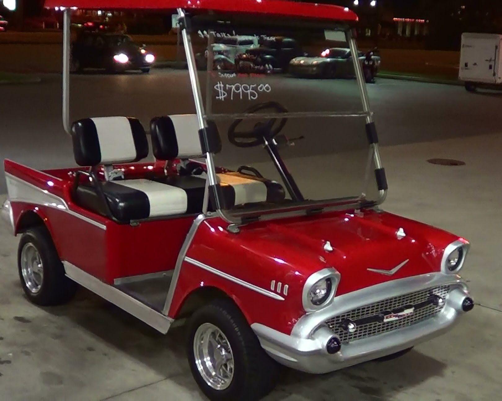 26+ Chevelle golf cart info