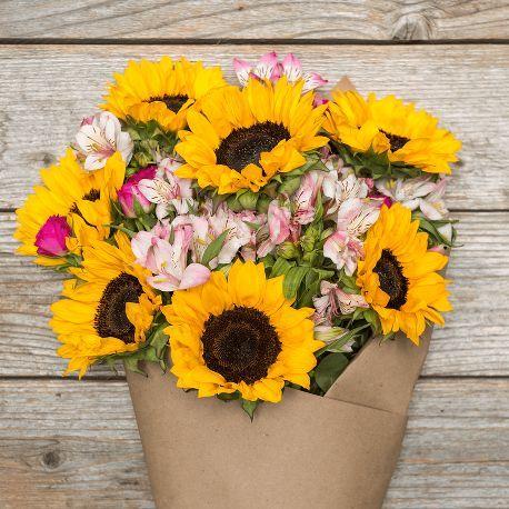 No. 1 Fan Flower Bouquet