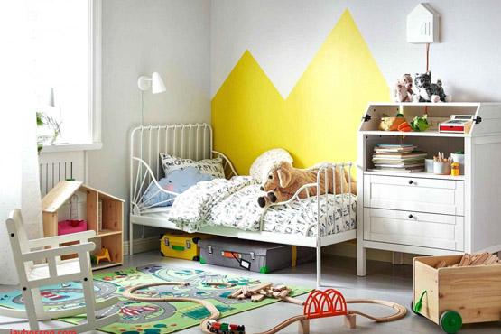 من كتالوج ايكيا أروع تصاميم غرف نوم أطفال ايكيا وغرف أطفال حديثة ديكورات أرابيا Kid Room Decor Kids Bedroom Decor Baby Boy Room Decor