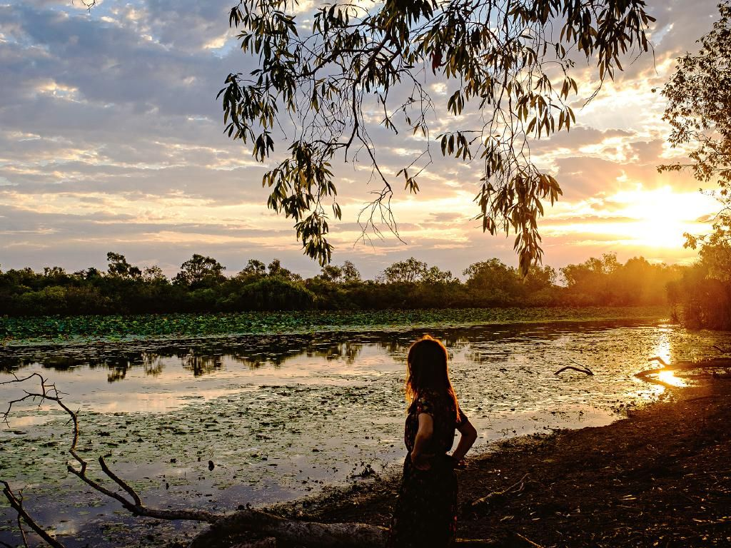 Want to create your own Top End 4WD adventure in Kakadu National Park? Read the full story here: http://www.theaustralian.com.au/life/weekend-australian-magazine/kakadu-by-4wd-heres-how/news-story/e74a2e1c27b6426328059a9e8138942b Picture: Amos Aikman.
