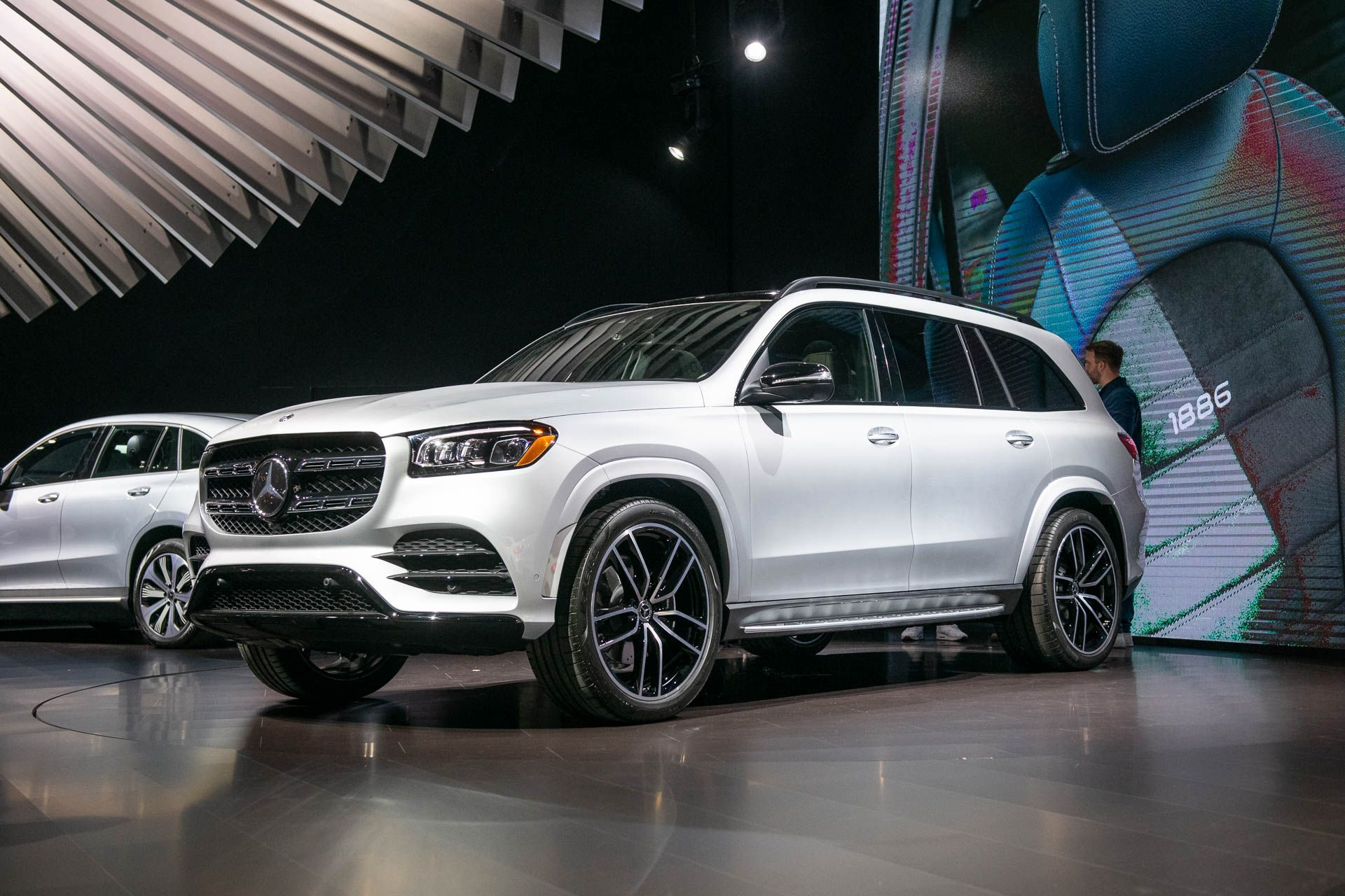2020 MercedesBenz GLS aims to be the SClass of SUVs