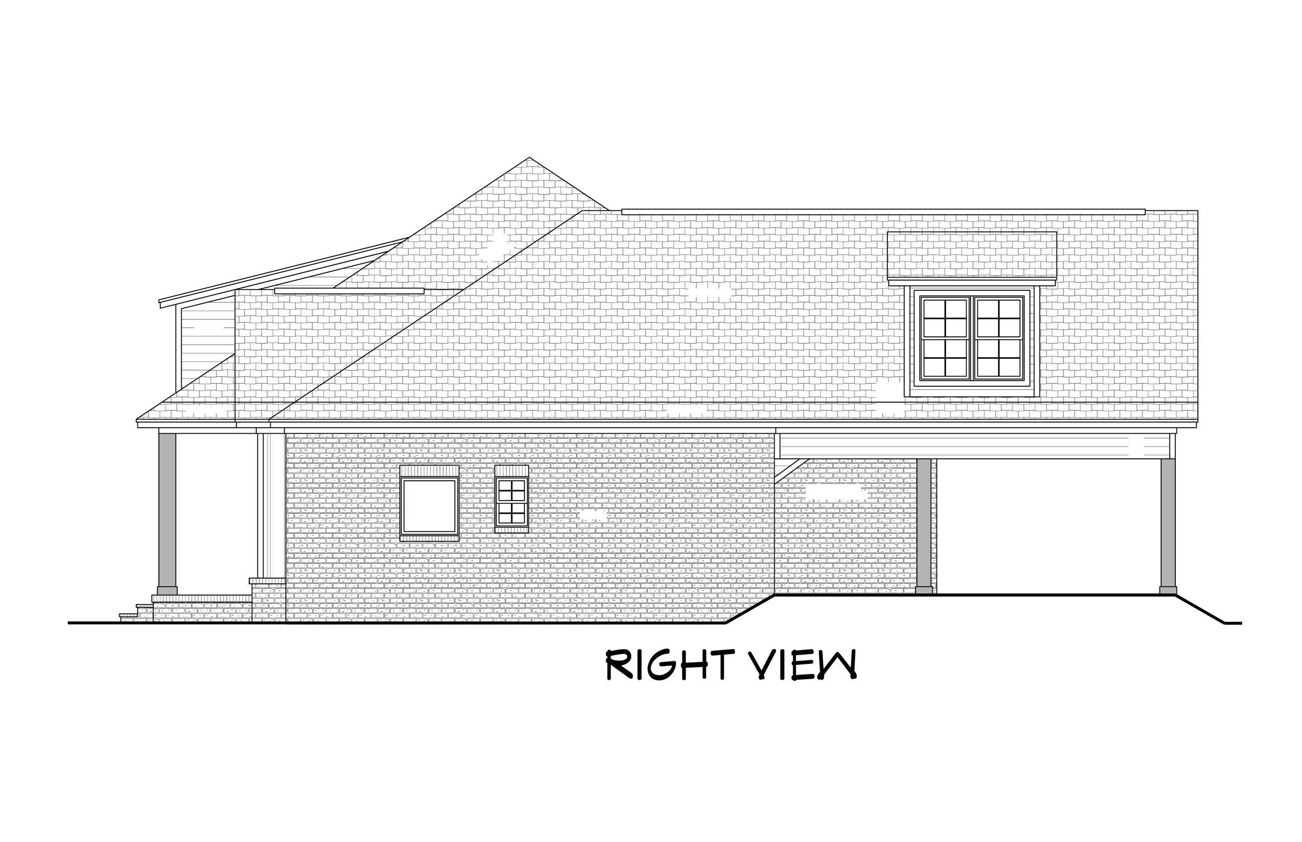 Plan 51742hz 3 Bed Acadian Home Plan With Bonus Over