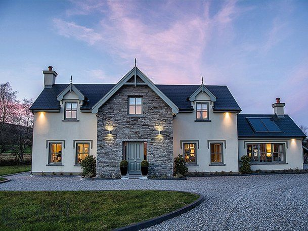 Beechwood Grovegortagasskenmarecounty Kerry Kenmare Co Kerry 4 Bed Detached House For Sale At Amv 5 House Styles House Designs Ireland Irish House Plans
