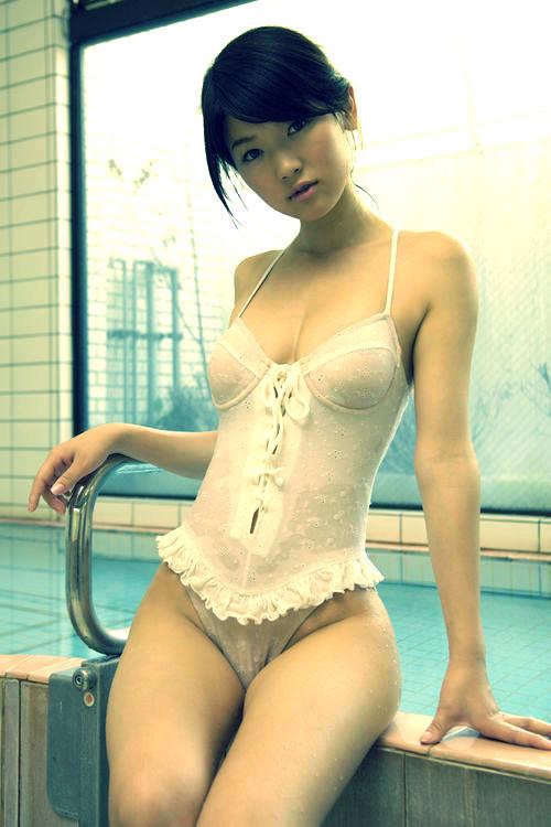 Süße Japanerinnen