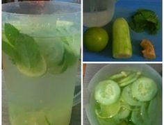 Experimente esta bebida emagrecimento para alisar a barriga em 4 dias, e fique ainda mais linda  Coloque cerca de 3 litros de água num jarro (ou garrafão).Use preferencialmente água filtrada