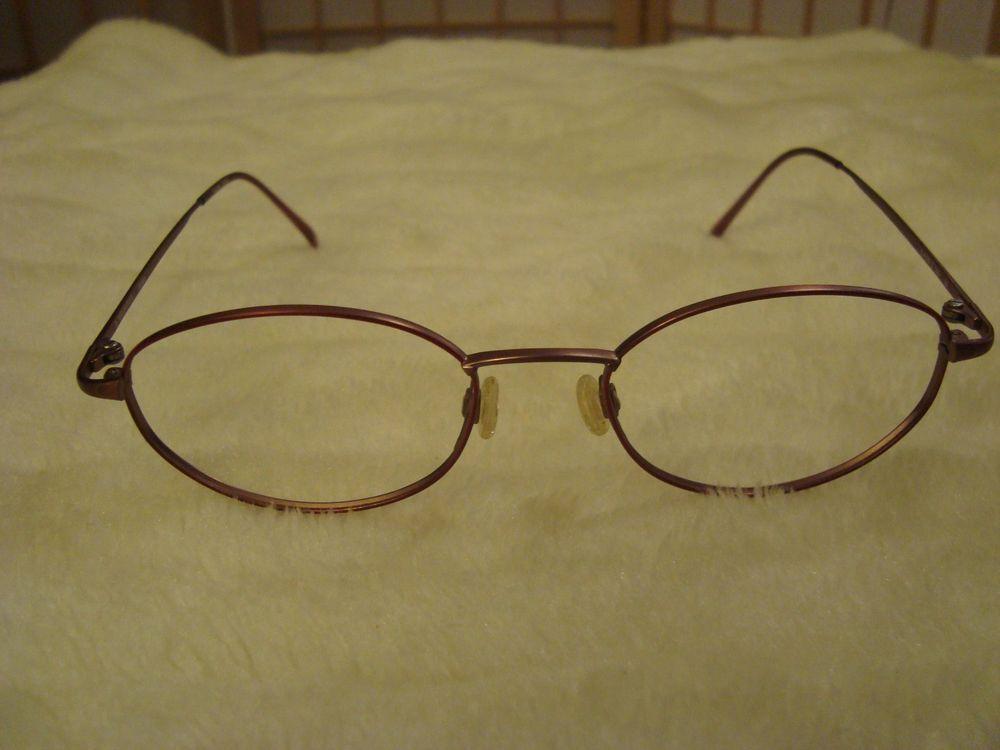 Rodenstock Adult Eyeglass Frames Pink Titanium R4178C 48-17-140 132 ...