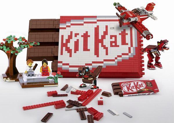 Lego Kit Kat Kit Kat Lego Kits Lego