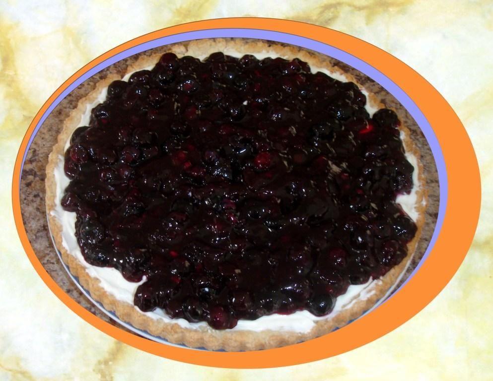 Blueberry pie find the recipe
