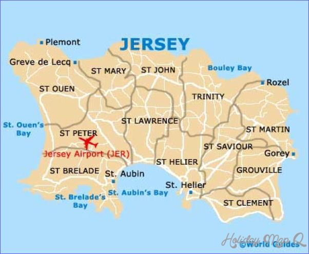 Pin by Serkan Çeşmeciler on holiday map q | Jersey channel ...