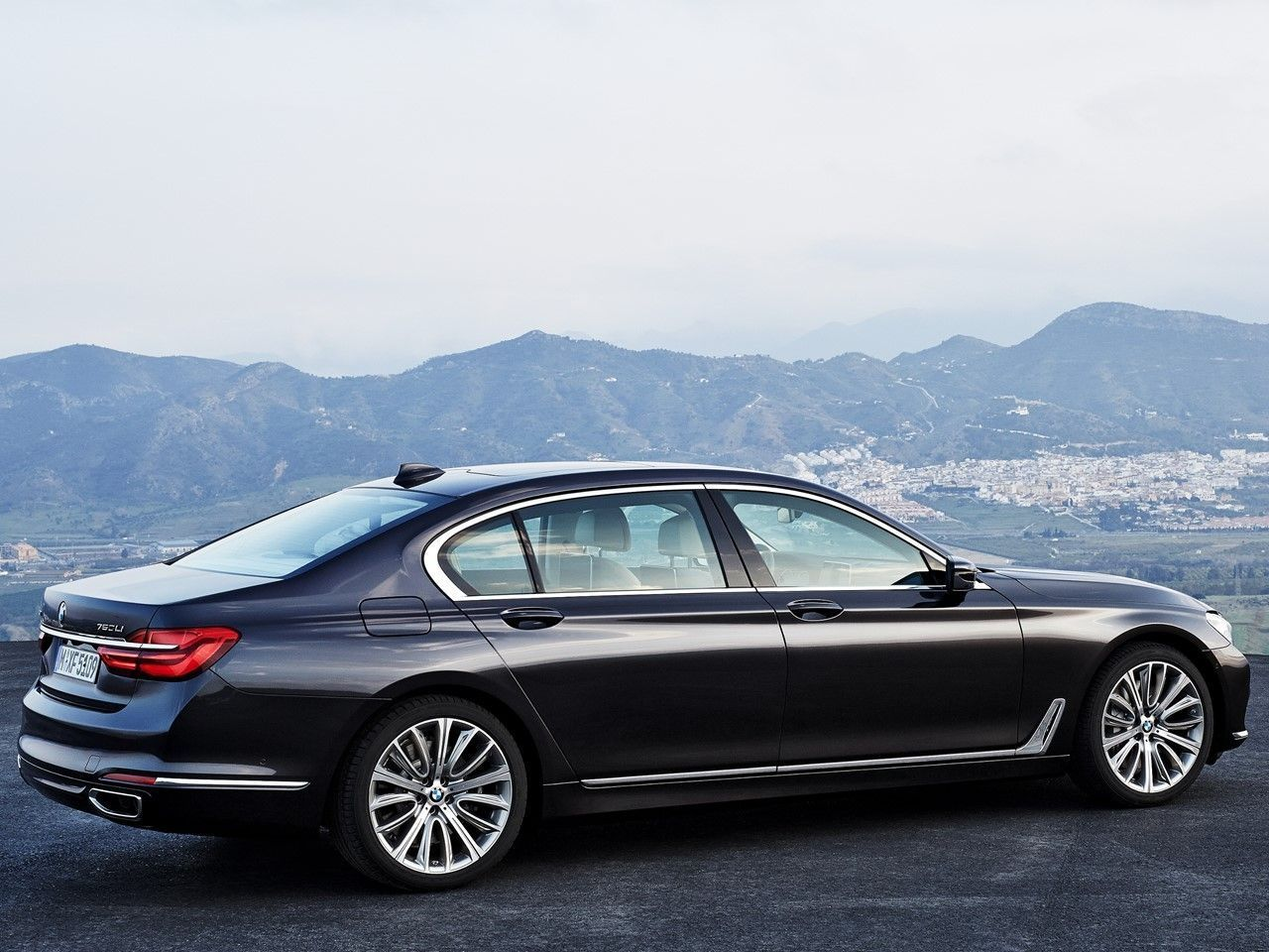 2020 BMW 7 Series Perfection New New Model and Performance
