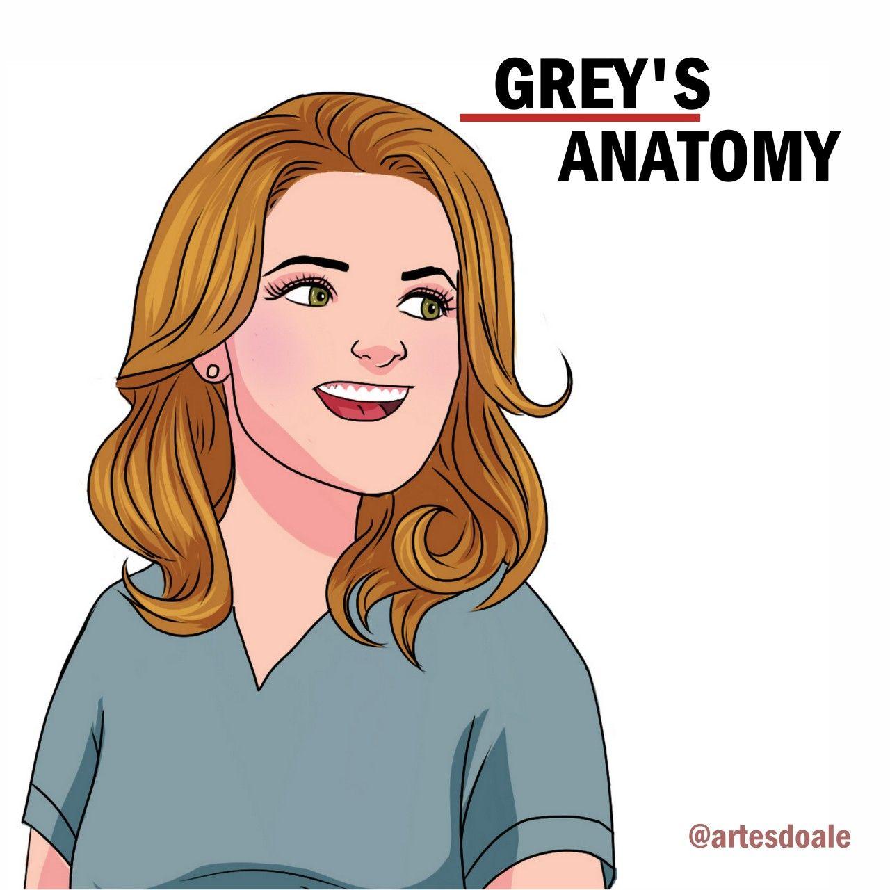 Pin De Alexa Em Grey S Anatomy Grey S Anatomy Anatomia De Grey