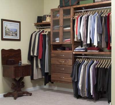 Closet Organizer Kits   Google Search