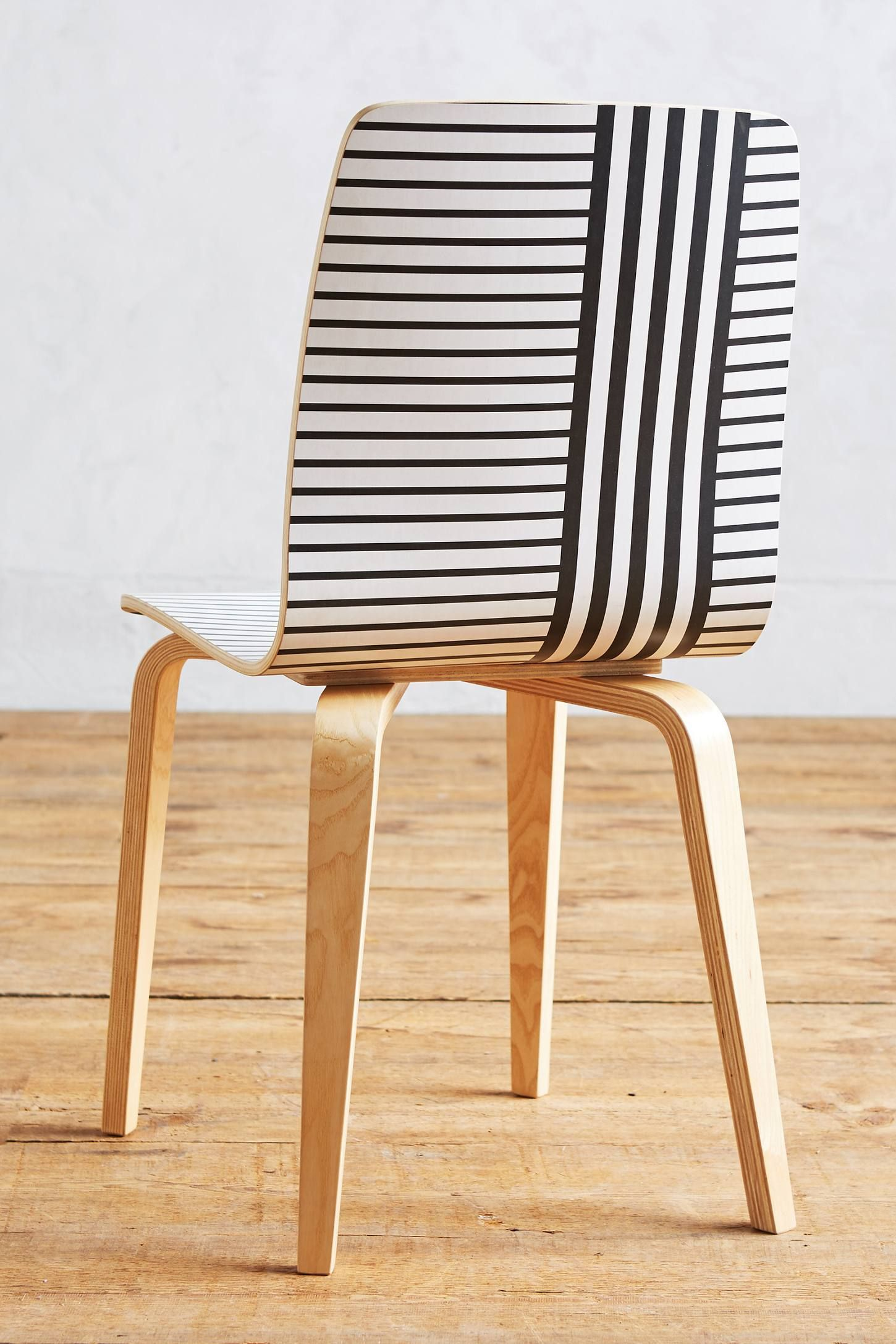 Shop the Striped Tamsin Dining Chair and more