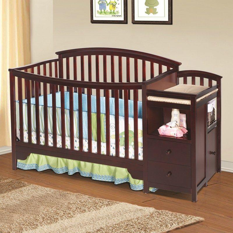 Sonoma Crib Amp Changer Espresso Baby Olivia Pinterest Crib Babies And Baby Fever