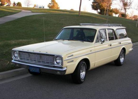 1966 Dodge Dart V8 Wagon Special Cars Pinterest