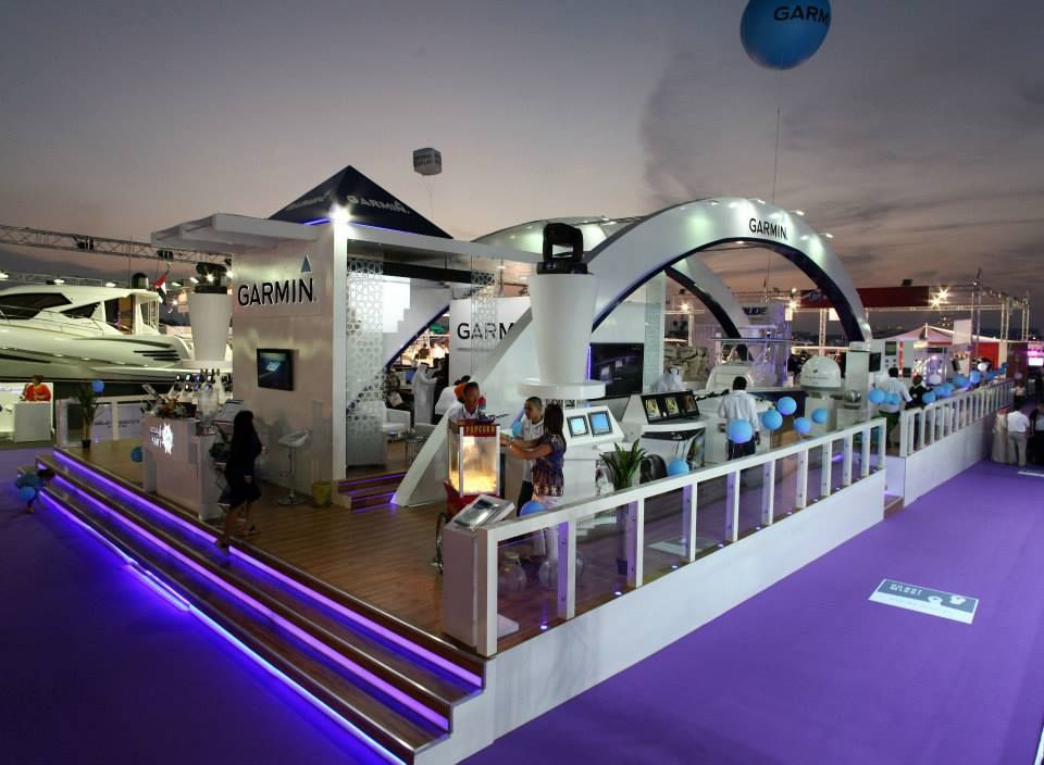 Exhibition Stand Design Companies Dubai : How powerful is exhibition stand design for exhibitions in