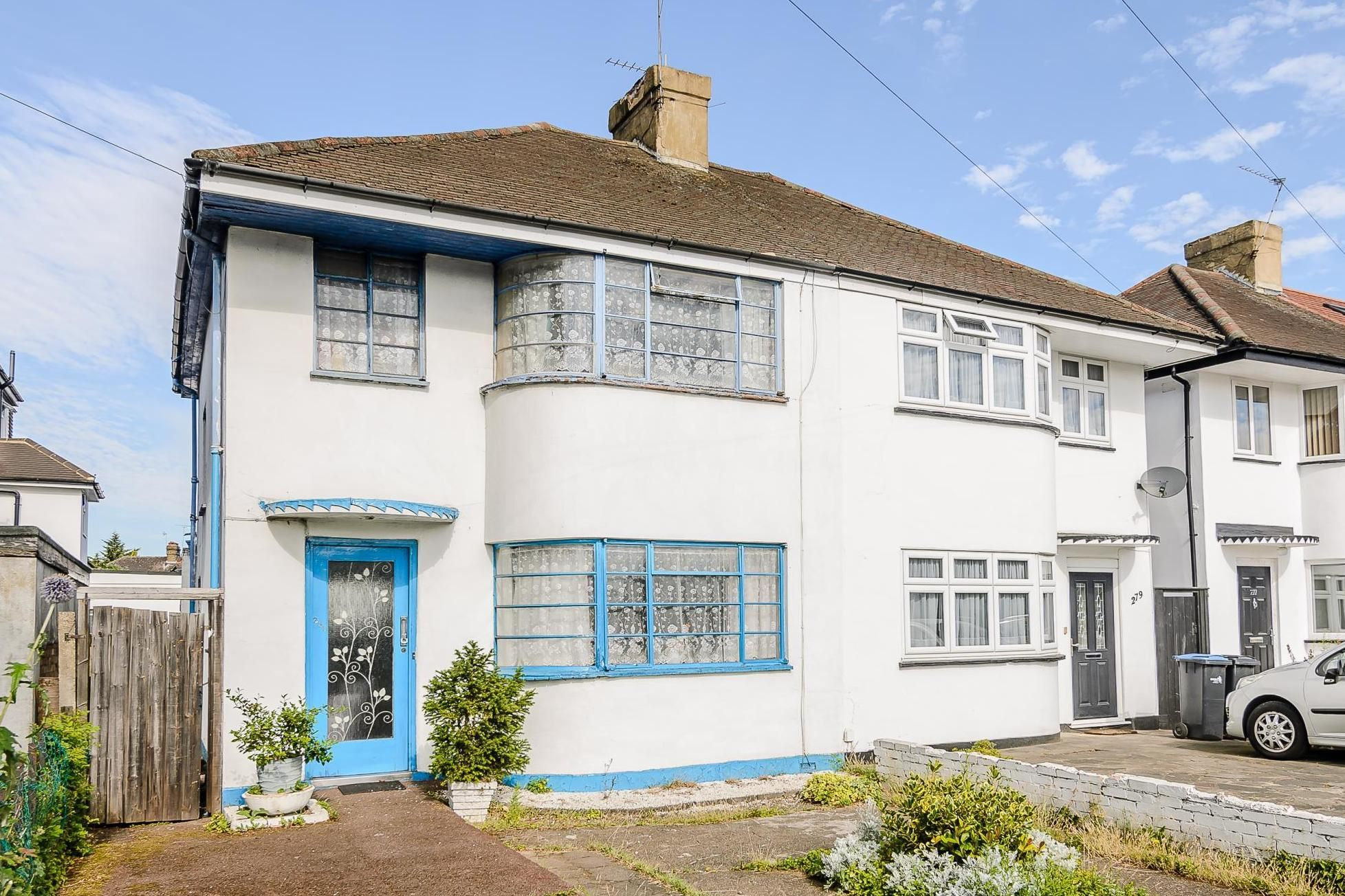 inside the art deco time capsule house for sale in north london