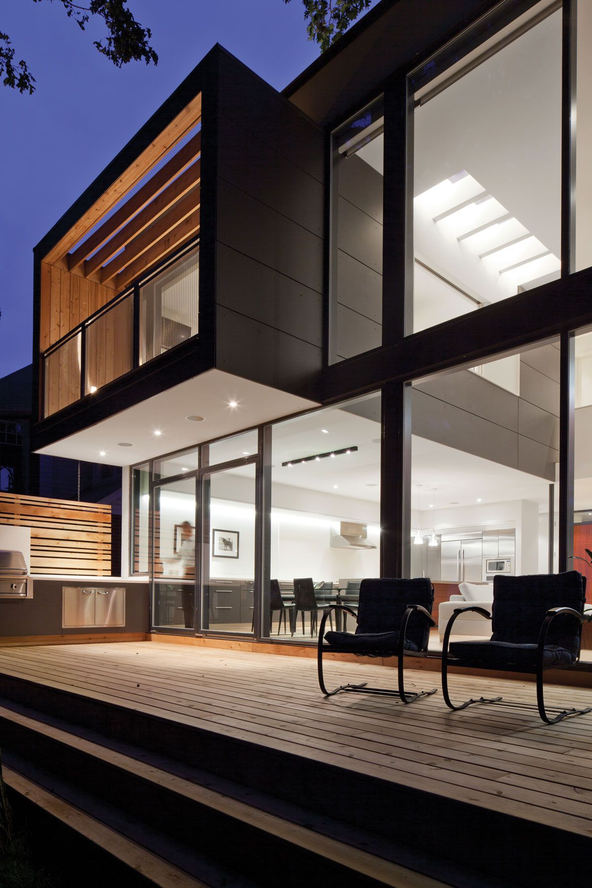 Amazing Modern Homes really great steel and glass modern home. i have a love of modern
