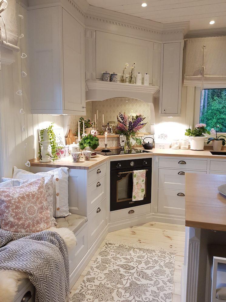 Scandinavian Decor - Home Tour In Sweden