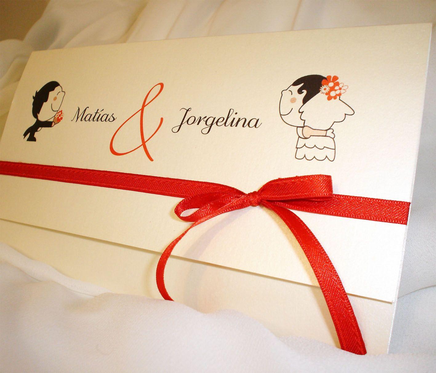 Invitaciones de boda originales regalos originales - Tarjetas de invitacion de boda originales ...