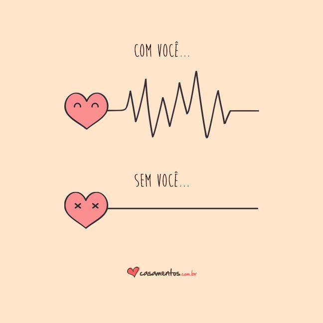 Compartilhe Frases Cheias De Carinho Com O Amor Da Sua Vida