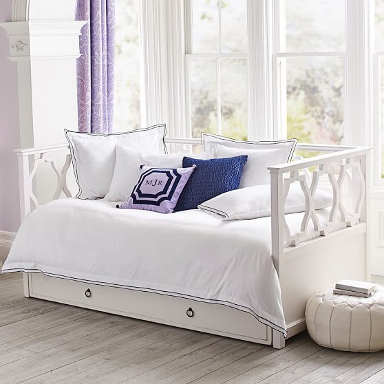 Elsie Daybed + Trundle Bedrooms Pinterest Bedroom, Daybed and Bed