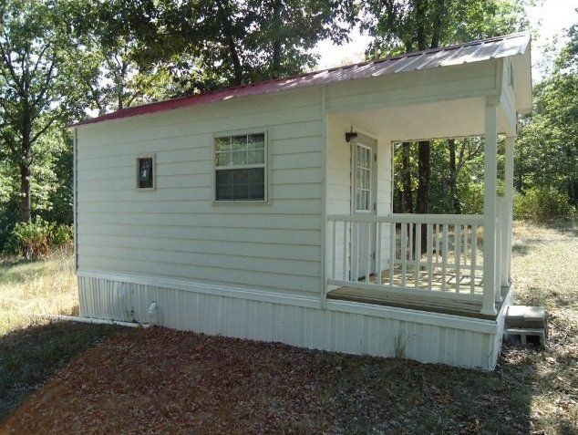 128 Square Foot Tiny Home In Arkansas Tiny Houses For