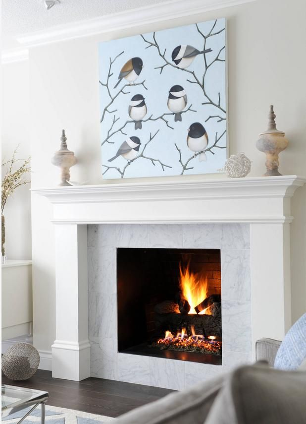 Simple Fireplace Fireplace Design Transitional Fireplaces Fireplace Mantle Decor
