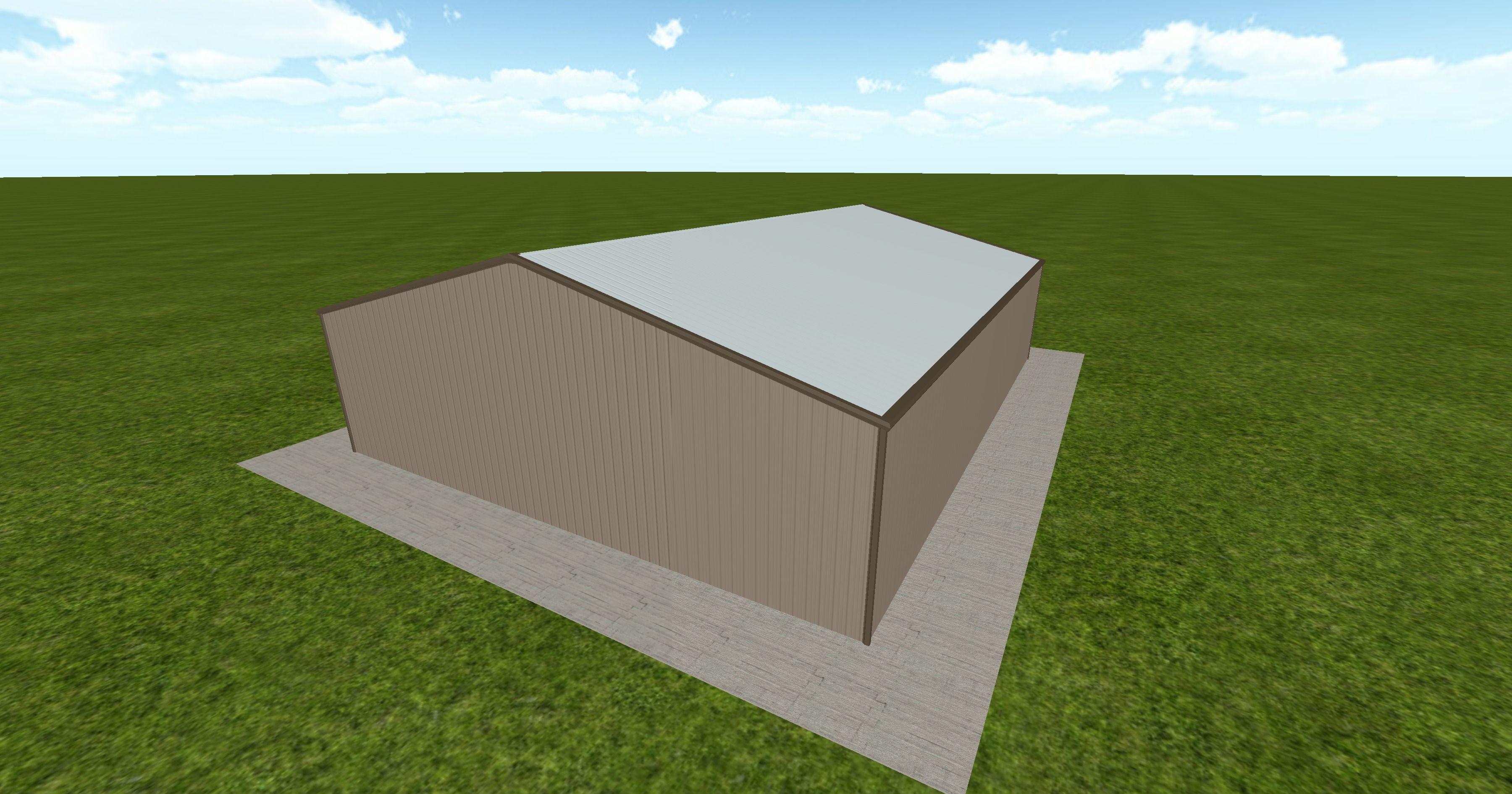 Cool 3d Marketing Http Ift Tt 2faatrq Barn Workshop Greenhouse Garage Roofing Diy 3d Building Design Mueller Buildings Roof Architecture