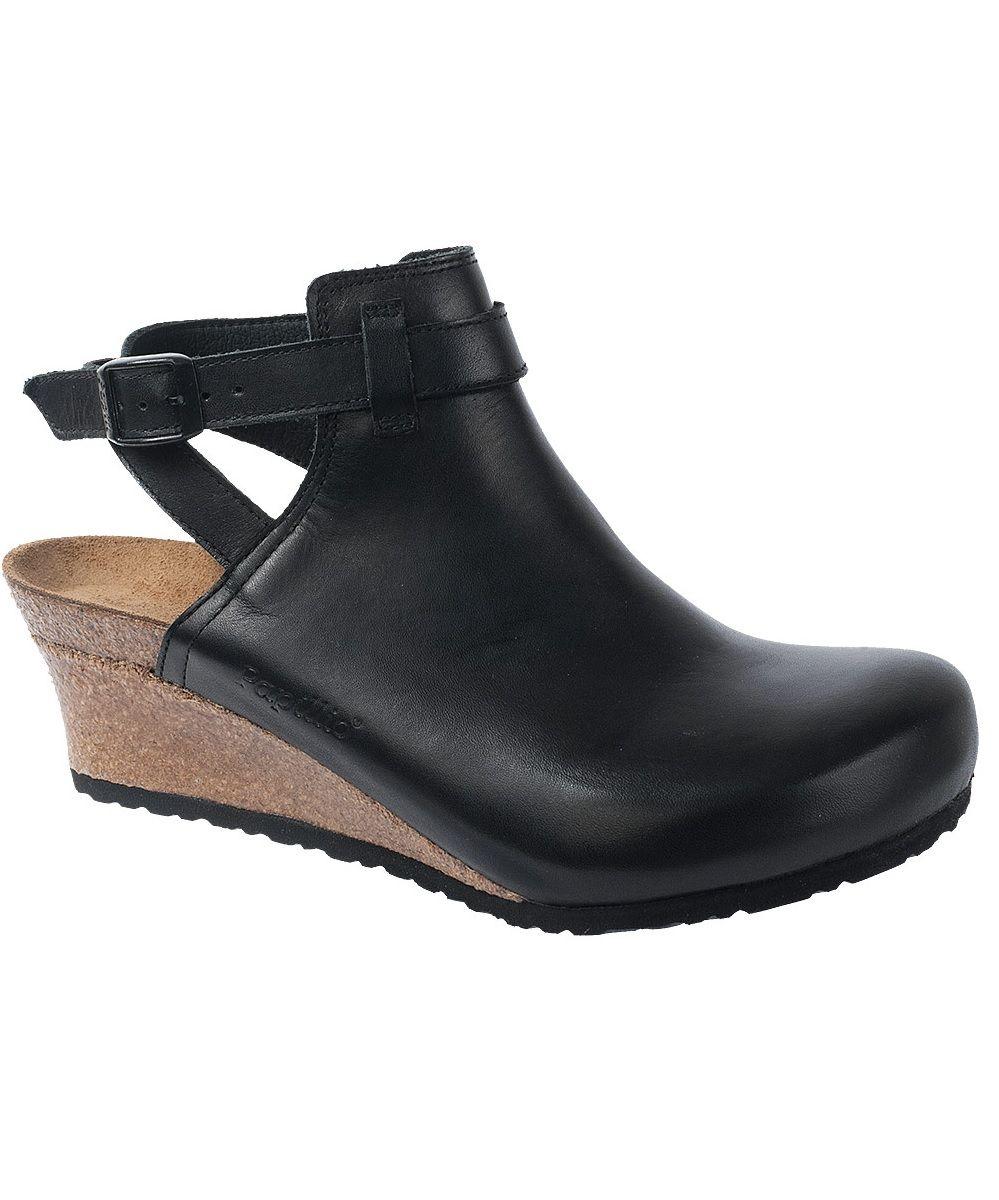 Boho shoes, Closed toe wedges
