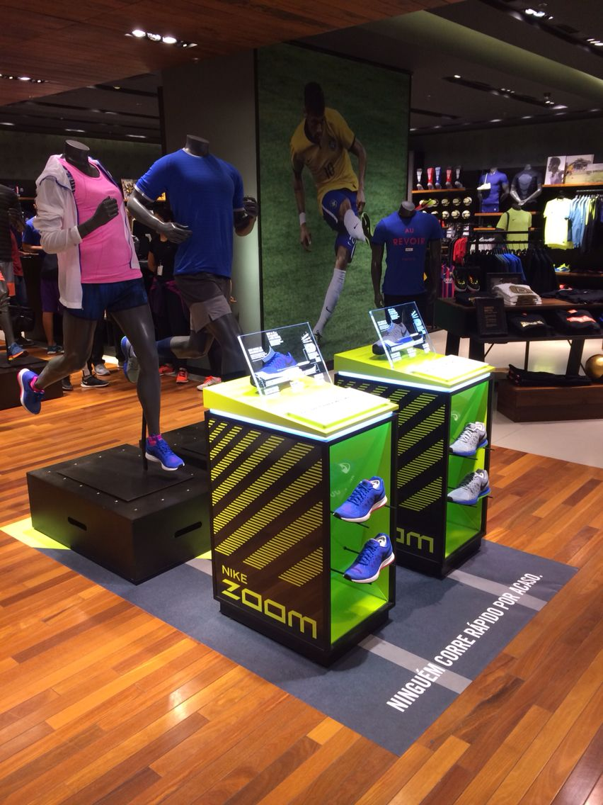 NIKE PEGASUS 31 Engage of Nike Store RJ 디스플레이, 스포츠