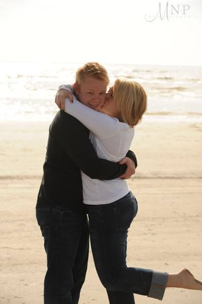 Beach #engagement photography with Marc Nathan Photographers, Inc. | www.mnathanphoto.com