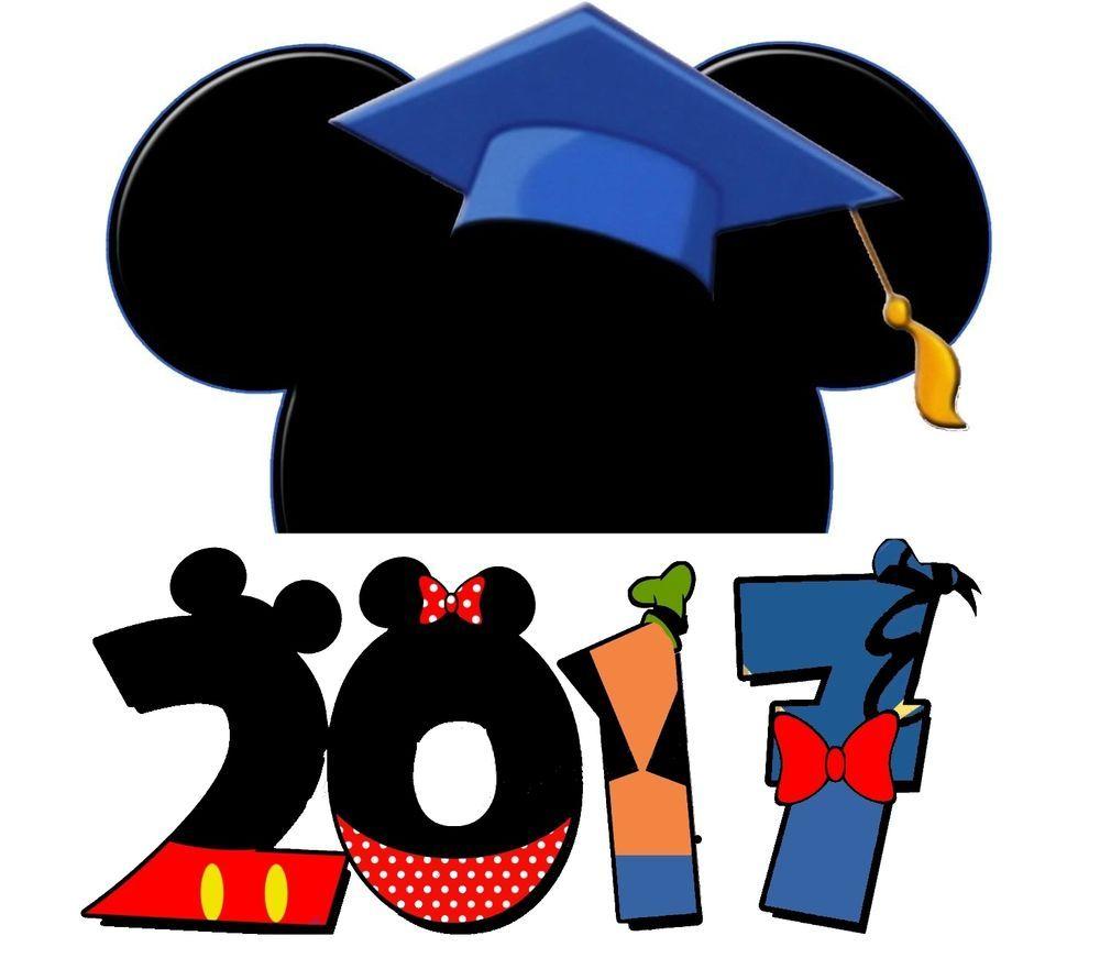 2019 Graduation Cap Minnie Mickey Mouse Disney Shirt Tank ... |Graduation Mickey Mouse Shirts