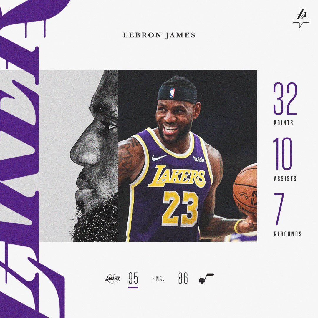 Los Angeles Lakers On Twitter Sports Design Inspiration Sports Graphic Design Sports Design