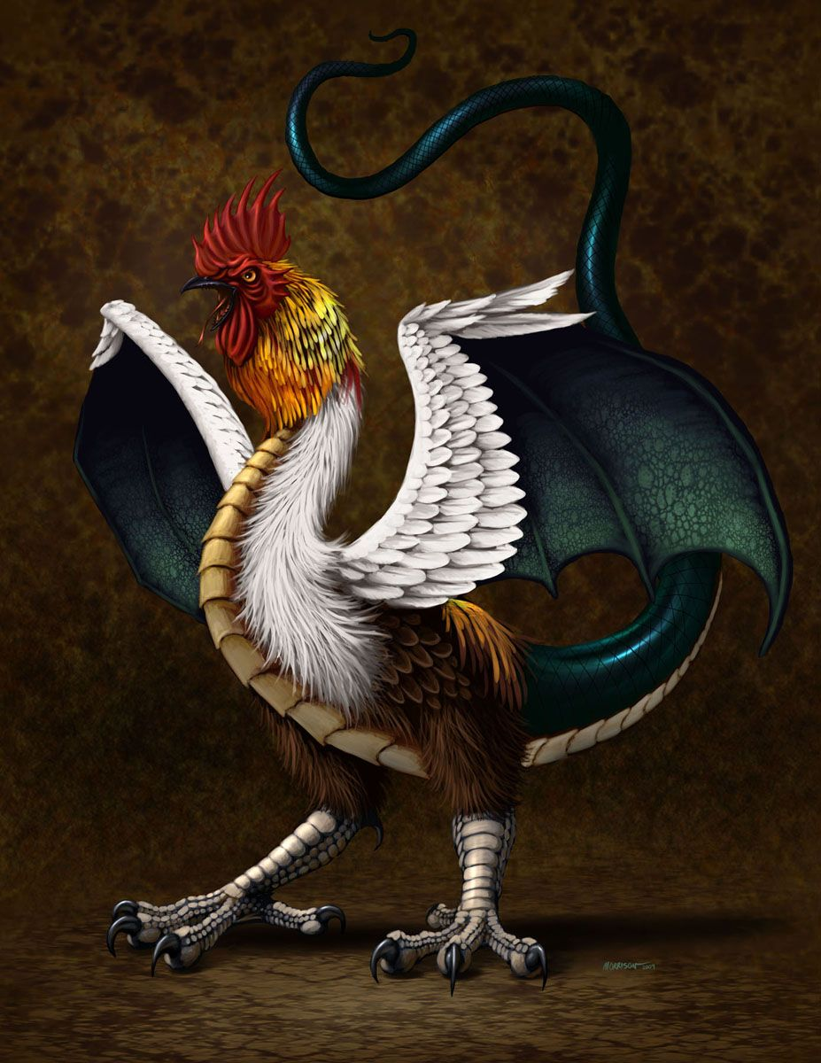 Top 10 Most Bizarre Mythical Animal Combinations