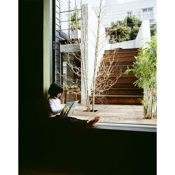 坂田さんの家(ニコ設計室)